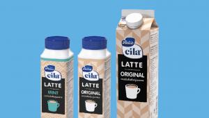 为了冲击243亿美金的即饮咖啡市场,无乳糖拿铁即饮咖啡,减糖舒适更好味