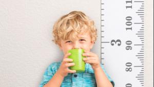 为了不给身高拖后腿,儿童营养公司NGS推出可以长高的高蛋白产品